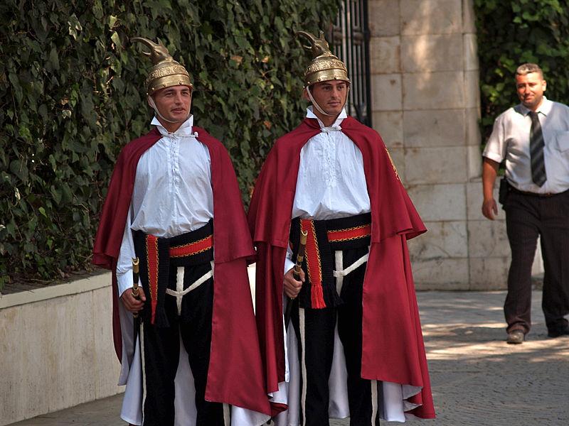 Presidential_Guard_Tirana