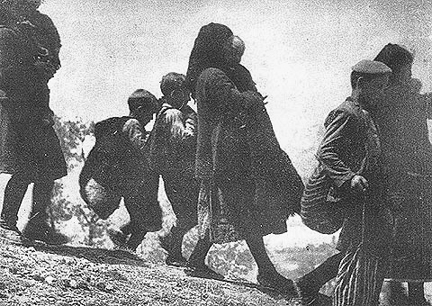 Aegean Macedonian refugees