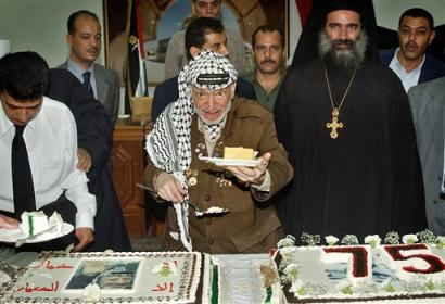 arafat 75 birthday