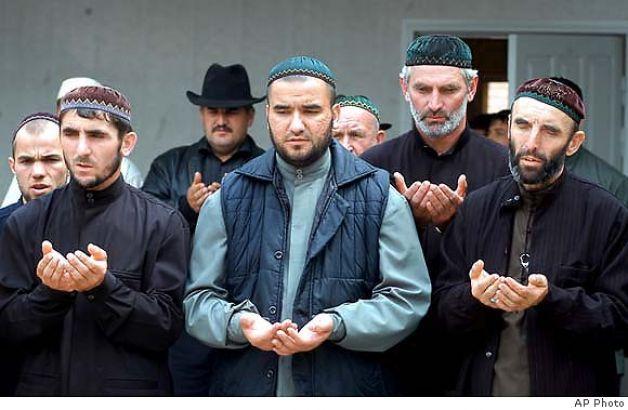 chechen prayer