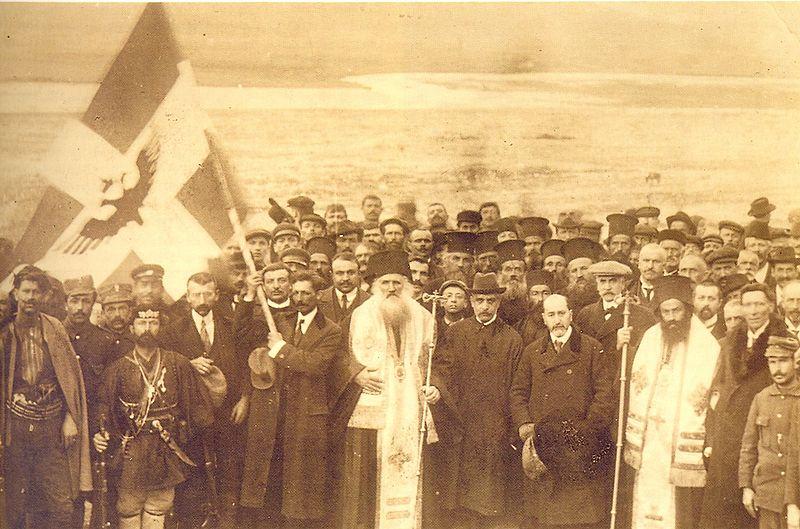 greeks northern epirus independence 1914