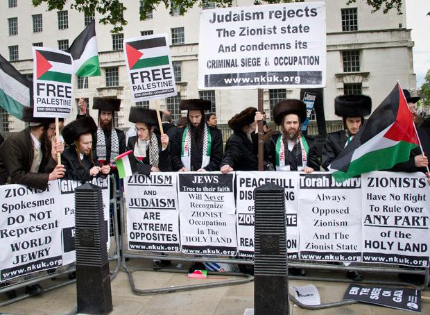 Постојат и Евреи кои ги поддржуваат Палестинците