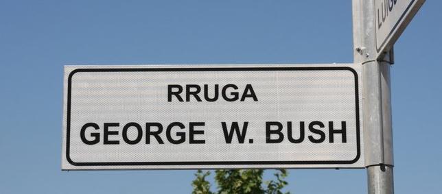 ulica george bush